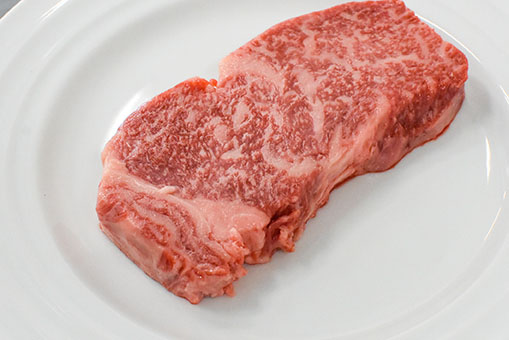 黒毛和牛真芯サーロインステーキ
