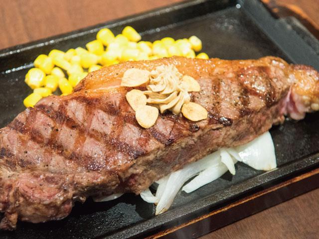 本格熟成国産牛サーロインステーキ