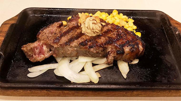 CABアンガス牛サーロインステーキ