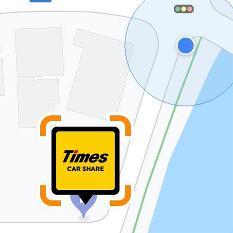 タイムズカーシェア予約